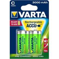 Varta C / HR14 3000 mAh Ready2Use (56714)