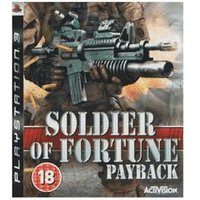 Soldier of Fortune 3: Payback (PS3)