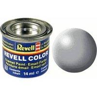 Revell gray, semi gloss RAL 7001 - 14ml tin (32374)