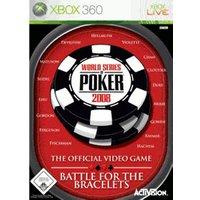 World Series of Poker 2008 - Battle for the Bracelets (Xbox 360)