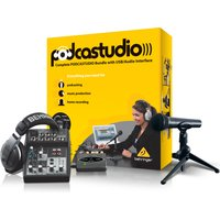 Behringer Podcaststudio USB