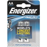Energizer Ultimate Lithium 2x AA (FR6)
