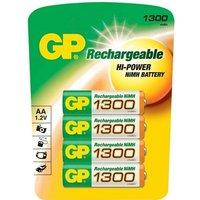 GP AA Accu 1300 NiMH