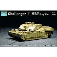 Trumpeter Challenger II MBT Iraq War (07215)