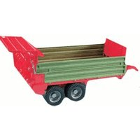 Bruder Short-cut silage trailer (02209)