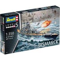 Revell Battleship BISMARCK (05040)