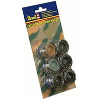Revell Military Coulours Set - 6x14ml tin (32340)