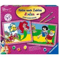 Ravensburger Ravensburger 27722 Paint by Number Set Junior Disney Princess / The Little Merma
