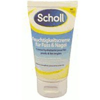 Scholl Moisturizer for foot and nail (75 ml)