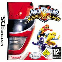 Power Rangers: Super Legends (DS)