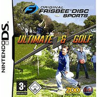 Frisbee Disc Sports - Ultimate & Golf (DS)