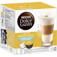 Nescafé Dolce Gusto Latte Macchiato unsweetened
