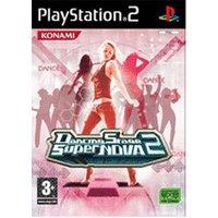 Dancing Stage SuperNova 2 (PS2)
