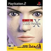 Resident Evil - Code Veronica X (PS2)