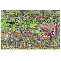 Jumbo Jan van Haasteren - Ascot Horserace (1500 pieces)
