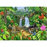 Ravensburger In the Jungle (500 pieces)