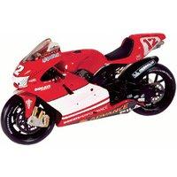 ixo Ducati Desmosedici No.12 Bayliss MotoGP 2003 (RAB068)