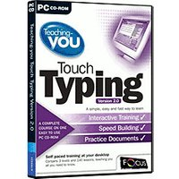 Focus Multimedia Teaching-you Touch Typing 2