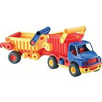 Wader ConsTruck Tipper with Trailer (03940)
