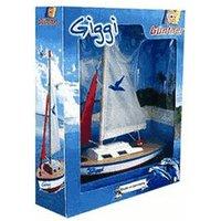 Günther Gigi Sailing Boat with Adjustable Main Sail