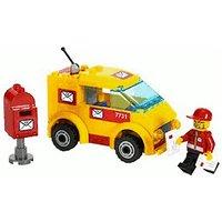 LEGO City Mail Van (7731)