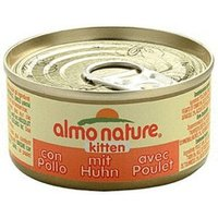 Almo Nature Kitten Tuna & Chicken (70 g)