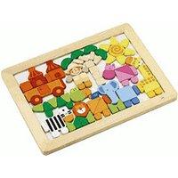 Sevi Savanne (Magnet Puzzle)