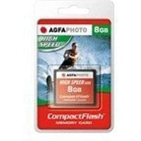 AgfaPhoto Compact Flash 8GB 120x (10433)