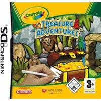 Crayola Treasure Adventures (DS)