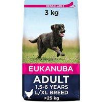 Eukanuba Adult Large (3 kg)