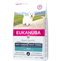 Eukanuba Breed West Highland White Terrier (2,5 kg)