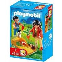 Playmobil Guinea Pig Pen (4348)