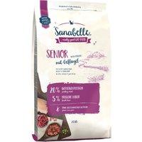 Idealo ES|bosch Sanabelle Senior Poultry 2kg