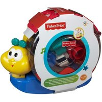 Fisher-Price Brilliant Basics Singin' Snail Pail