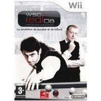 WSC Real 08: World Snooker Championship (Wii)