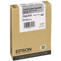 Epson T6059 Light Light Black