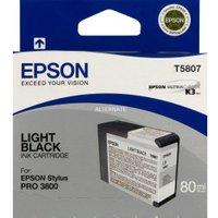 Epson T5807 light black