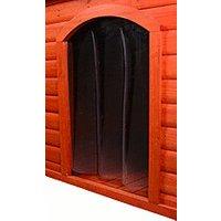 Trixie Plastic Door for Dog Kennel Niko (32 x 43 cm)