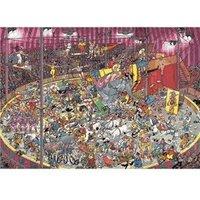 Jumbo Jan van Haasteren - The Circus (1000 Pieces)