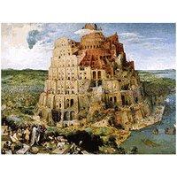 Clementoni Brueghel - The tower of Babel