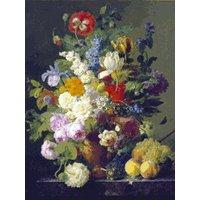 Clementoni Van Dael - Bowl of Flowers