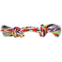 Trixie Playing rope, cotton, multicoloured, 300 g / 37 cm
