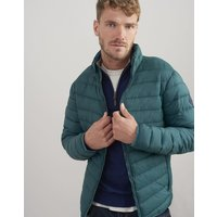 DARK GREEN Go to Lightweight Padded Jacket  Size L