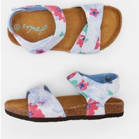 LILY POND FLORAL 204697 Printed Sandals  Size Childrens 2