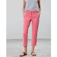 Pink Hesford Crop Chinos  Size 18