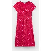 Pink Spot 206929 Jersey Wrap Dress  Size 18
