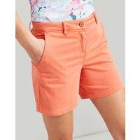ORANGE Cruise Mid Thigh Length Chino Shorts  Size 10