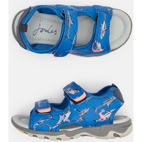 BLUE SHARKS Rockwell Sandals  Size Childrens 1