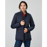Daleview Long Quilted Coat
