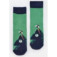 Eat feet Character Socks
